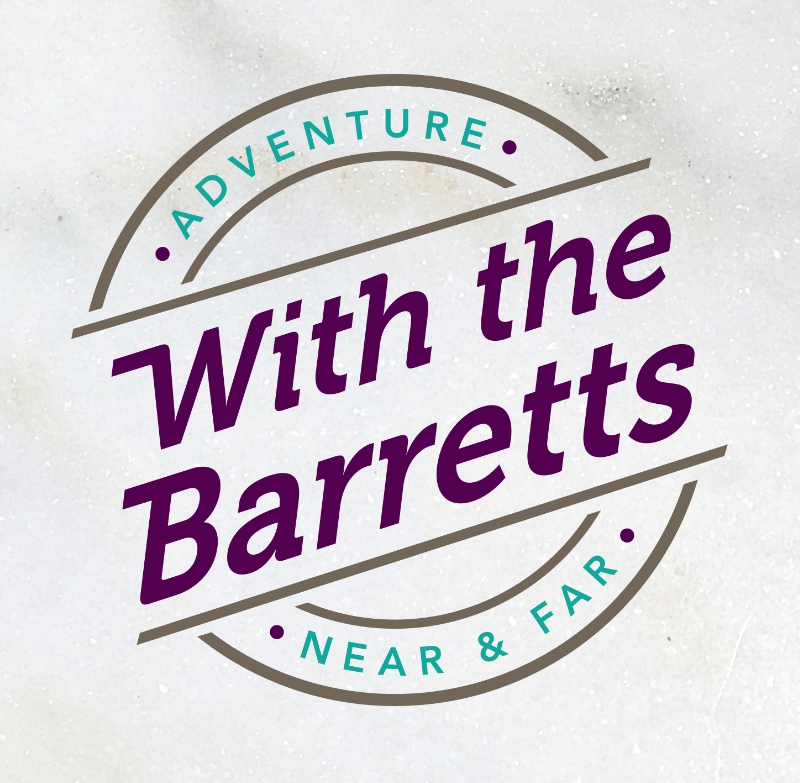 With the Barretts Logo