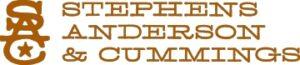 Stephens Anderson & Cummings logo